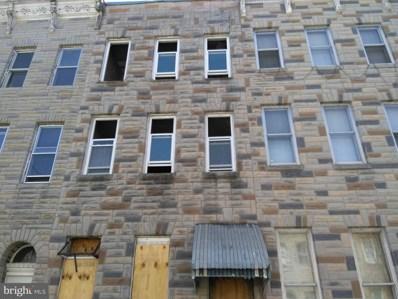 1011 Brantley Avenue, Baltimore, MD 21217 - #: MDBA462448
