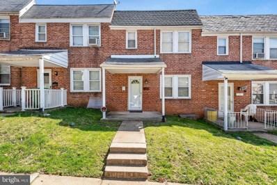 5965 Benton Heights Avenue, Baltimore, MD 21206 - #: MDBA462504