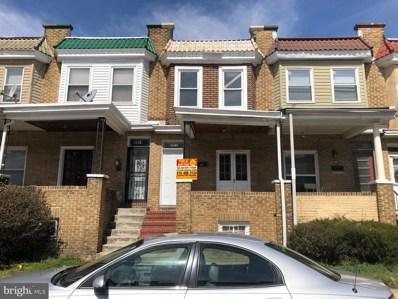 2812 W Mulberry Street, Baltimore, MD 21223 - #: MDBA462532