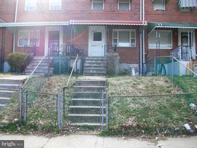 4125 Mountwood Road, Baltimore, MD 21229 - #: MDBA462538