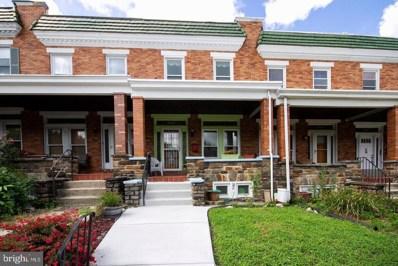 2805 Chesterfield Avenue, Baltimore, MD 21213 - #: MDBA462546