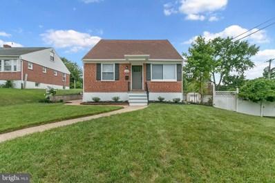3606 Bellevale Avenue, Baltimore, MD 21206 - #: MDBA462568