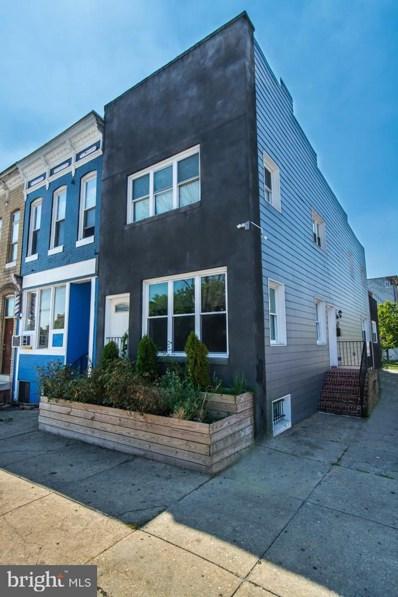 1825 Barclay Street, Baltimore, MD 21202 - #: MDBA462576