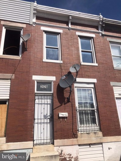 2626 E Madison Street, Baltimore, MD 21205 - #: MDBA462648