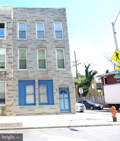 421 Millington Avenue, Baltimore, MD 21223 - MLS#: MDBA462670