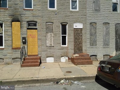1920 Christian Street, Baltimore, MD 21223 - #: MDBA462674