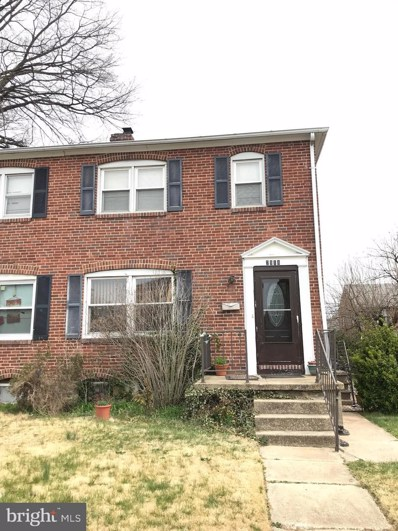 2914 Clearview Avenue, Baltimore, MD 21234 - #: MDBA462710