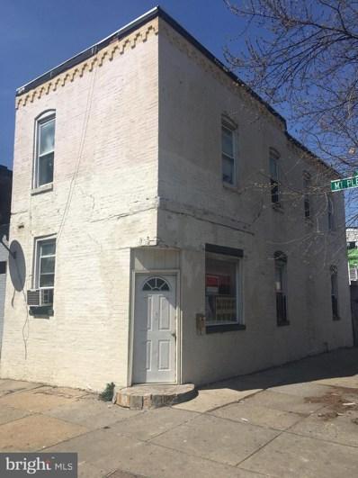 100 S Eaton Street, Baltimore, MD 21224 - #: MDBA462740