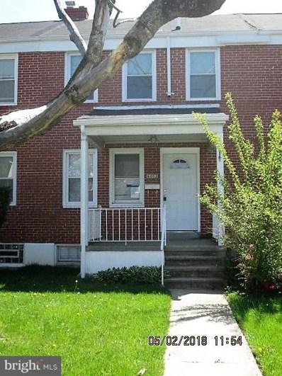 6013 The Alameda, Baltimore, MD 21239 - #: MDBA462760