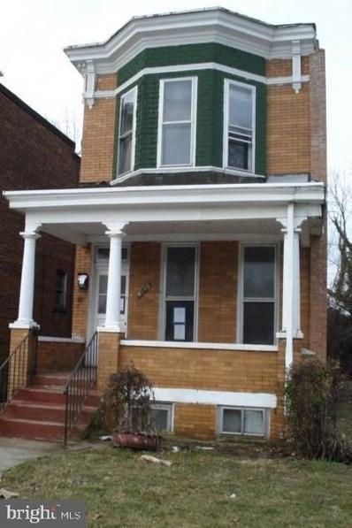 4640 Park Heights Avenue, Baltimore, MD 21215 - MLS#: MDBA462764