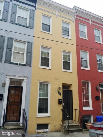 1527 W Fairmount Avenue, Baltimore, MD 21223 - #: MDBA462786