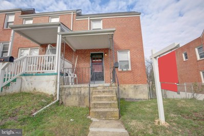 1036 Rockhill Avenue, Baltimore, MD 21229 - #: MDBA462796