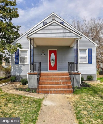 6716 Danville Avenue, Baltimore, MD 21222 - #: MDBA462814