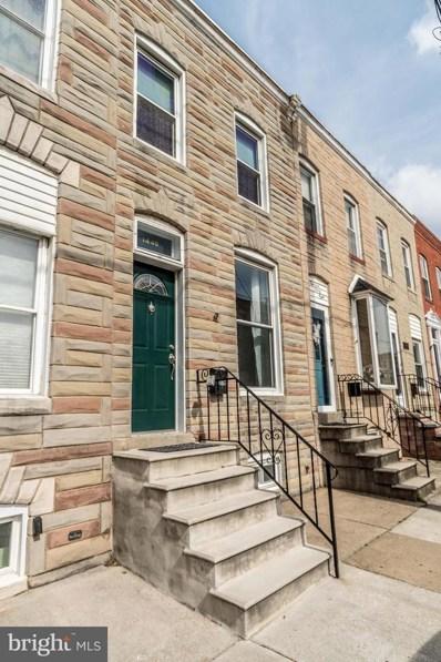 1440 Haubert Street, Baltimore, MD 21230 - #: MDBA462894