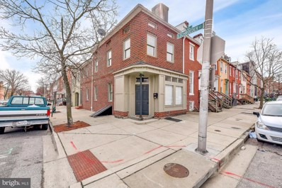 1001 Hollins Street, Baltimore, MD 21223 - #: MDBA462898
