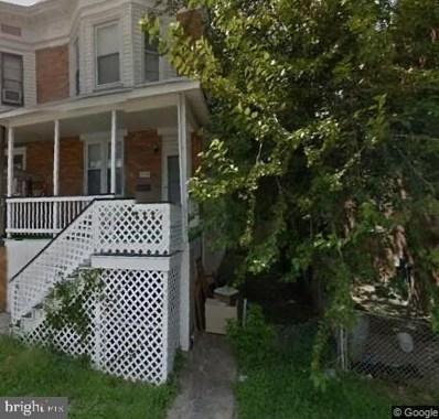 4732 Alhambra Avenue, Baltimore, MD 21212 - #: MDBA462920