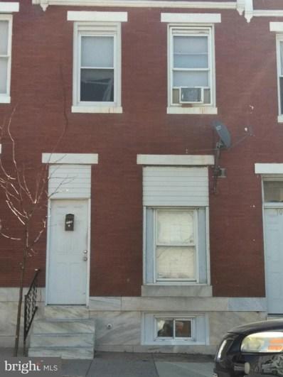 705 N Lakewood Avenue, Baltimore, MD 21205 - #: MDBA462930