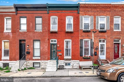 1735 Clarkson Street, Baltimore, MD 21230 - #: MDBA462956
