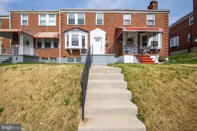 1514 Fernley Road, Baltimore, MD 21218 - #: MDBA462980