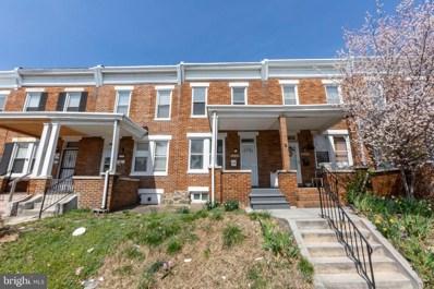 3332 Cardenas Avenue, Baltimore, MD 21213 - #: MDBA462990