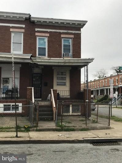1701 Montpelier Street, Baltimore, MD 21218 - MLS#: MDBA462994