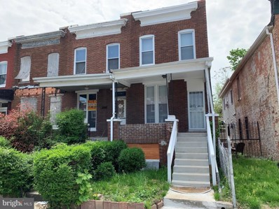 625 Bartlett Avenue, Baltimore, MD 21218 - #: MDBA463062