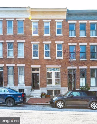 339 Warren Avenue, Baltimore, MD 21230 - #: MDBA463068