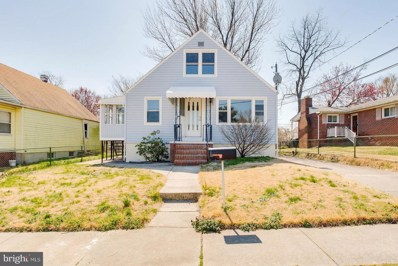 6707 Pine Avenue, Baltimore, MD 21222 - #: MDBA463090