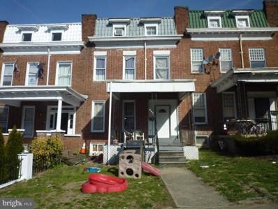 2912 Ulman Avenue, Baltimore, MD 21215 - #: MDBA463100