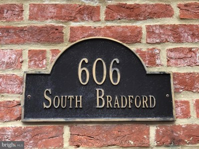 606 S Bradford Street, Baltimore, MD 21224 - #: MDBA463134