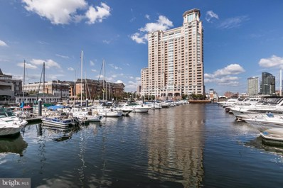 100 Harborview Drive UNIT 1603, Baltimore, MD 21230 - #: MDBA463218