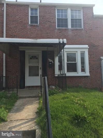 4110 Kinsway, Baltimore, MD 21206 - #: MDBA463236