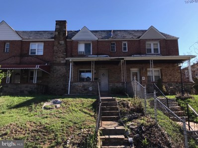 5715 Jonquil Avenue, Baltimore, MD 21215 - MLS#: MDBA463300