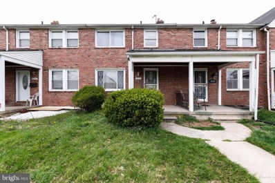 4626 Marble Hall Road, Baltimore, MD 21239 - MLS#: MDBA463324