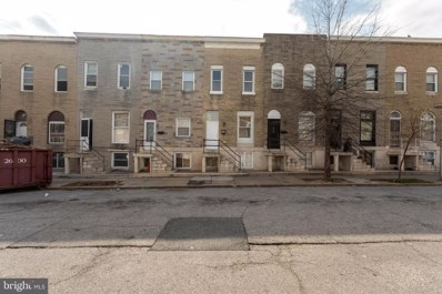 436 N Luzerne Avenue, Baltimore, MD 21224 - #: MDBA463330