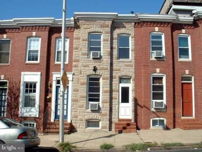 912 S Clinton Street, Baltimore, MD 21224 - #: MDBA463354