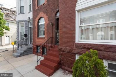 1503 Patapsco Street, Baltimore, MD 21230 - #: MDBA463366