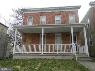 919 E Preston Street, Baltimore, MD 21202 - #: MDBA463376
