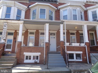 1702 Moreland Avenue, Baltimore, MD 21216 - #: MDBA463382