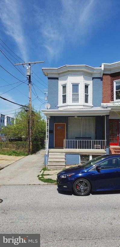 3002 Overland Avenue, Baltimore, MD 21214 - #: MDBA463404