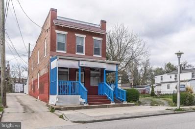 190 S Kossuth Street, Baltimore, MD 21229 - #: MDBA463426