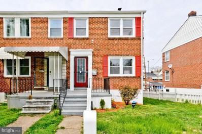 4116 Townsend Avenue, Baltimore, MD 21225 - #: MDBA463430