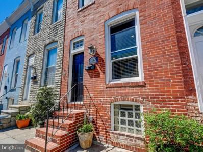 122 N Glover Street, Baltimore, MD 21224 - #: MDBA463468