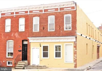 2111 Orleans Street, Baltimore, MD 21231 - #: MDBA463508