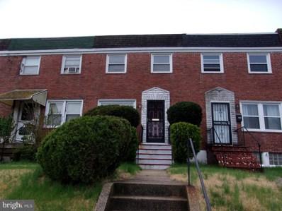 4639 Shamrock Avenue, Baltimore, MD 21206 - #: MDBA463532