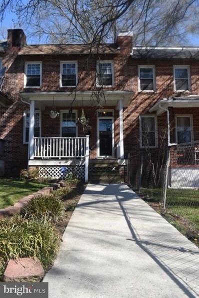 3308 Piedmont Avenue, Baltimore, MD 21216 - #: MDBA463546