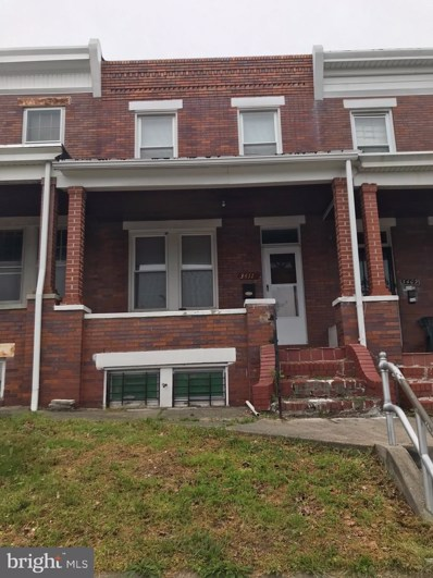 3411 Kenyon Avenue, Baltimore, MD 21213 - MLS#: MDBA463548