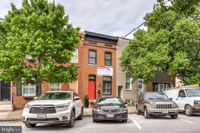 3138 Elliott Street, Baltimore, MD 21224 - #: MDBA463576