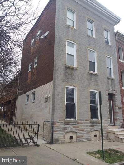 1526 Retreat Street, Baltimore, MD 21217 - #: MDBA463586