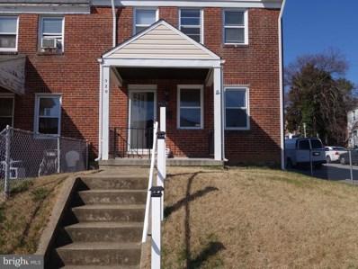 920 Lyndhurst Street, Baltimore, MD 21229 - #: MDBA463594